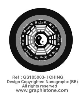 GS105003- I CHING