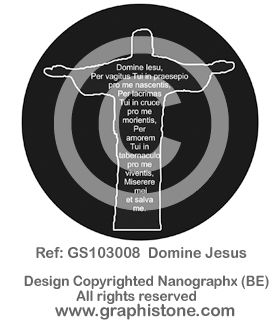 03GS103008  Domine Jesus